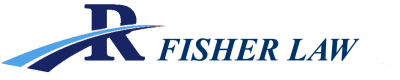 R. Fisher Law Logo